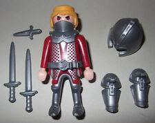 37355, Ritter, mit Helm, 2 Schwerter, Dolch und Schild