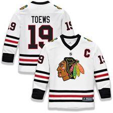 Jonathan TOEWS BLACKHAWKS Fanatics Officially Licensed YOUTH NHL Jersey, siz S/M