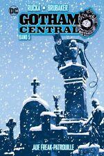 GOTHAM CENTRAL deutsch HC ab #1 lim.Variant-Hardcover BRUBAKER+GREG RUCKA Batman
