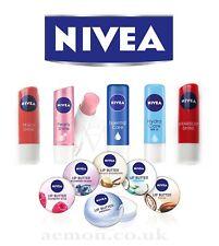 Nivea lip care balm: Pearly Shine,Hydro Care 4.8g OR Lip Butter Raspberry 16.7g