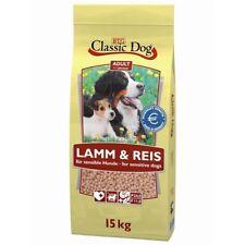 Classic Dog Lamm+Reis Hunde-Trockenfutter versch.Größen