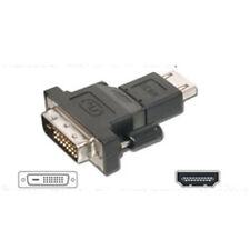 HDMI FEMMINA DVI-D Maschio Convertitore Adattatore HDTV al plasma PC REGNO UNITO