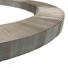 Blitzschutz, Erdungsband, Bandstahl, 50kg, V2A, V4A, verzinkt 1.4301, 30x3,5 mm