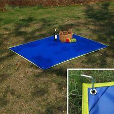 Outdoor tasca Coperta da picnic impermeabile spiaggia tappetino campeggio viaggi