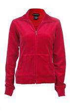 Sutton Studio Women's Velour Track Jacket