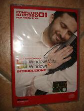 CD N° 1 COMPUTER IO POSSO WINDOWS VISTA WINDOWS XP