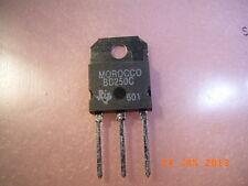 Bd250c PNP 100v 25a to-218 Texas Instruments