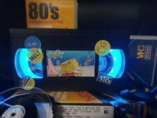 Retro VHS Lamp,SpongeBob SquarePants,Top Quality Amazing Gift For Any Movie Fan