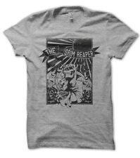 T-shirt the Grim Reaper, Skull at Death