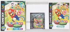 """GAME BOY COLOR GBC""""MARIO TENNIS GB""""NINTENDO BOXED JAPAN"""