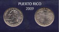 Territories Quarter 2009: Puerto Rico D / P