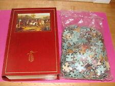York 1709 Horse Racing Jigsaw Puzzle NIB 640 Pieces