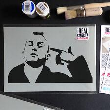 TAXI Driver De Niro Stencil Riutilizzabile Home Decor Art Craft pittura Stencil