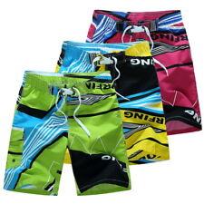 6XL Men Beach Shorts Quick Drying Summer Casual Shorts Loose Board Surf Shorts G