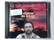 GHIBLI Vento di rock cd RARISSIMO