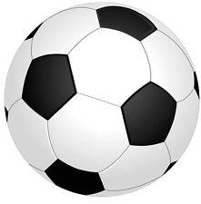 Fußball- Tortenaufleger 10, 14 o. 20cm rund Fototorte Geburtstag Geschenk Deko