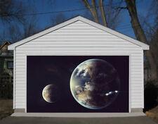 3D Espace Paysages Garage Door Murals Wall Print Decal Wall Deco AJ WALLPAPER FR