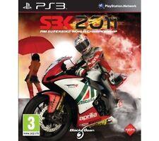 PS3-SBK 2011: FIM Superbike World Championship /PS3 GAME NEW