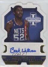 2013-14 Panini Innovation Top-Notch Autographs Gold #71 Buck Williams Auto Card