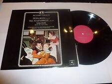 RICHARD STRAUSS - Don Juan, Till Eulenspiegel, Salome - UK 3-track compilation
