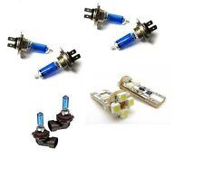 6 ampoule xenon superwhite H7 + H7 + HB4 6000K + 2 AMPOULE A 8 LED VW GOLF 5