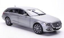 NOREV 2012 Mercedes-Benz CLS Shooting Brake Grey Dealer Edition 1:18*Nice Car*