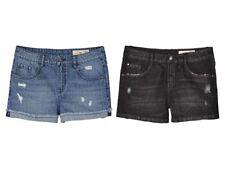 (BZ) Damen Hotpants Pants Hüfthose Sommer Kurze Hose Jeans Shorts NEU