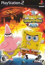 SpongeBob SquarePants Movie - Playstation 2 Game