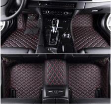 Fit BMW 318i 320i 320ixDrive 323i 325i 328i 330i 340i xDrive GT Car Floor Mats