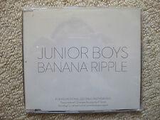 "JUNIOR BOYS ""Banana Ripple"" - promo CD"