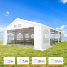 Pavillon 3x4 - 6x12 m Partyzelt Festzelt Gartenzelt Unterstand PE Professional
