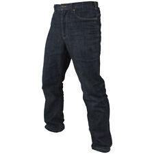 Condor Cipher Jeans Broek Patrouille Heren Tactisch Bestrijdt Reizen Indigo