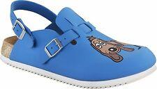 Birkenstock Kay dog blue buster 36,37,40,41,42 mit Fersenriemen Superlaufsohle