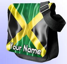 Personalizzata Jamaican FLAG Spalla / Borsa A Mano * Scelta di Colori * GRANDE REGALO!