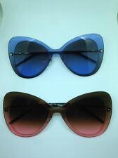MARC JACOBS 26/S occhiali da sole maschera farfalla woman butterfly sunglasses