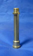 Brass extender tube - choice of sizes