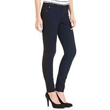 Jessica Simpson ALEXANDER Blue Eclipse Skinny Jeans w/Tuxedo Stripe – MSRP $59