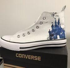Castillo De Disney adultos Personalizado Converse Zapatos carácter Personalizado Unisex