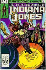 Further Adventures of Indiana Jones # 2 (USA, 1983)
