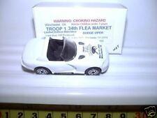 MATCHBOX 2004 TROOP 1 FLEA MARKET WHITE VIPER RT10 NEW*