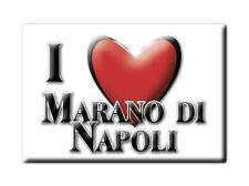 CALAMITA CAMPANIA FRIDGE MAGNET MAGNETE SOUVENIR LOVE MARANO DI NAPOLI (NA)