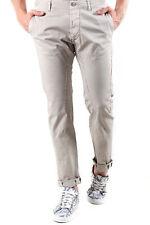 Absolut Joy VI-P2902A pantalones para hombre - color Beige ES