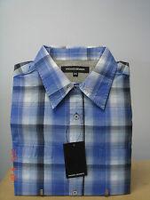 Verano De Gran Tamaño Para Hombre Casual Camisa a cuadros algodón Camisas 2xl A 5xl miembros particulares