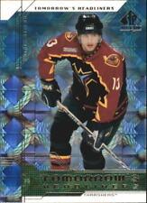 1999-00 SP Authentic Tomorrow's Headliners Hockey -Your Choice *GOTBASEBALLCARDS
