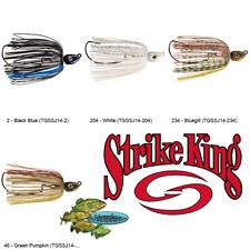 Strike King Jig Swim Swinging 1/4oz (TGSSJ14) Any 4 Color Tour Grade Lures