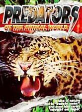 Predators of the Animal World (DVD, 1999) NEW