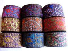 Borte in verschiedenen Farben, lfm, ca.40mm breit  B 238.1