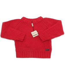 0473N BURBERRY maglione bimba cotone  jumper kids