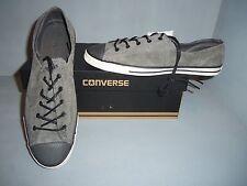 Converse Wmns Chuck Taylor A/S Fancy Fashion Gray Suede Ox Shoes NIB 544960C
