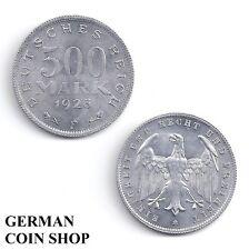 500 Mark 1923 A D E F G J - bitte auswählen - Inflation Weimarer Republik